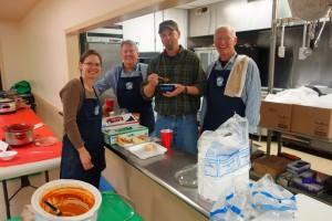 volunteer caregiving